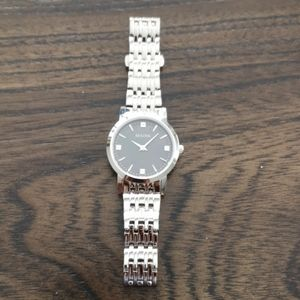 Diamond Bulova watch
